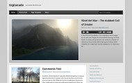 esplanade-wordpress-theme