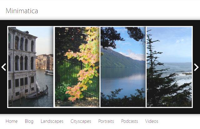 Minimatica Gallery View