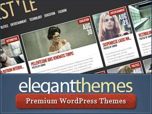 Elegant Themes The Style Theme